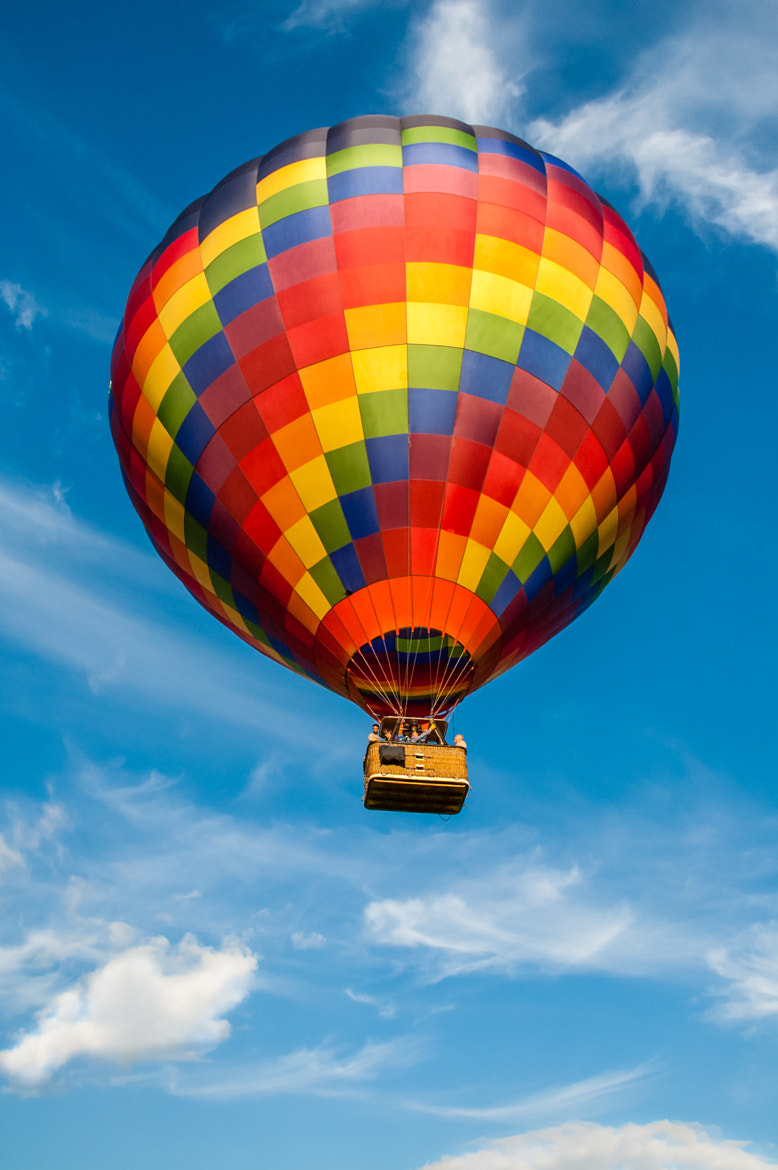 Photograph Hot Air Balloon by Bryan Mansell on 500px