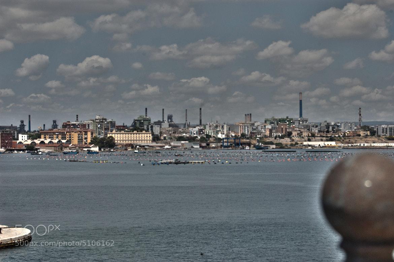 Photograph Taranto ILVA by Roberto De Giorgio on 500px