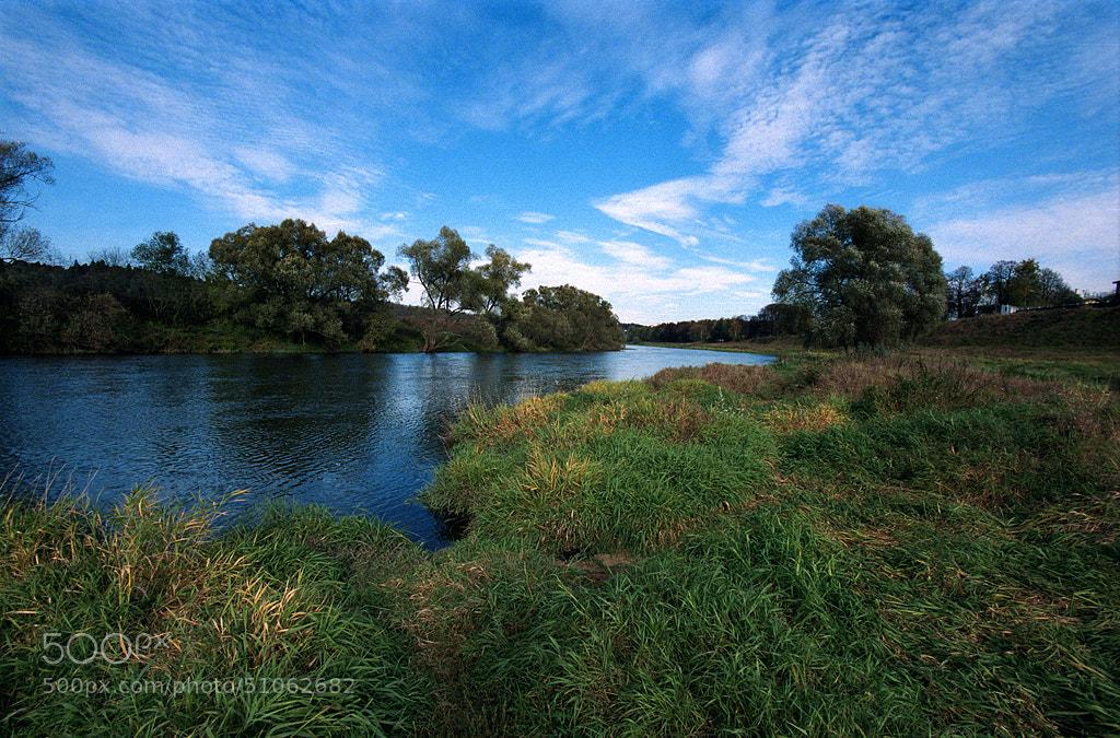 Photograph Autumn by Malik Maxutov on 500px