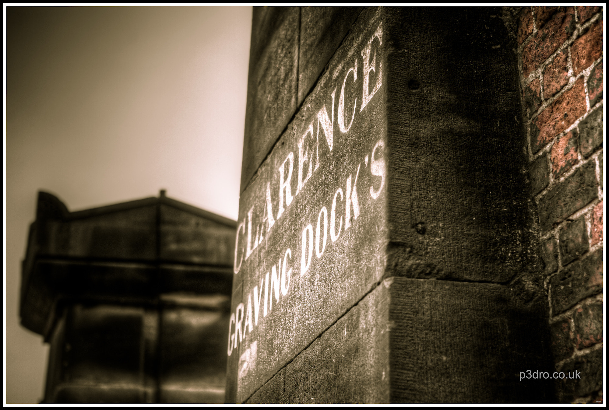 Photograph Clarence Graving Dock's by Peter Goodbody on 500px