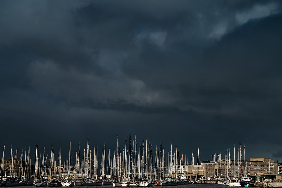 Photograph le port by Gilbert Claes on 500px