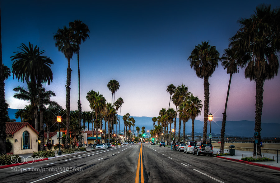 Photograph Santa Barbara, CA by Steve Steinmetz on 500px