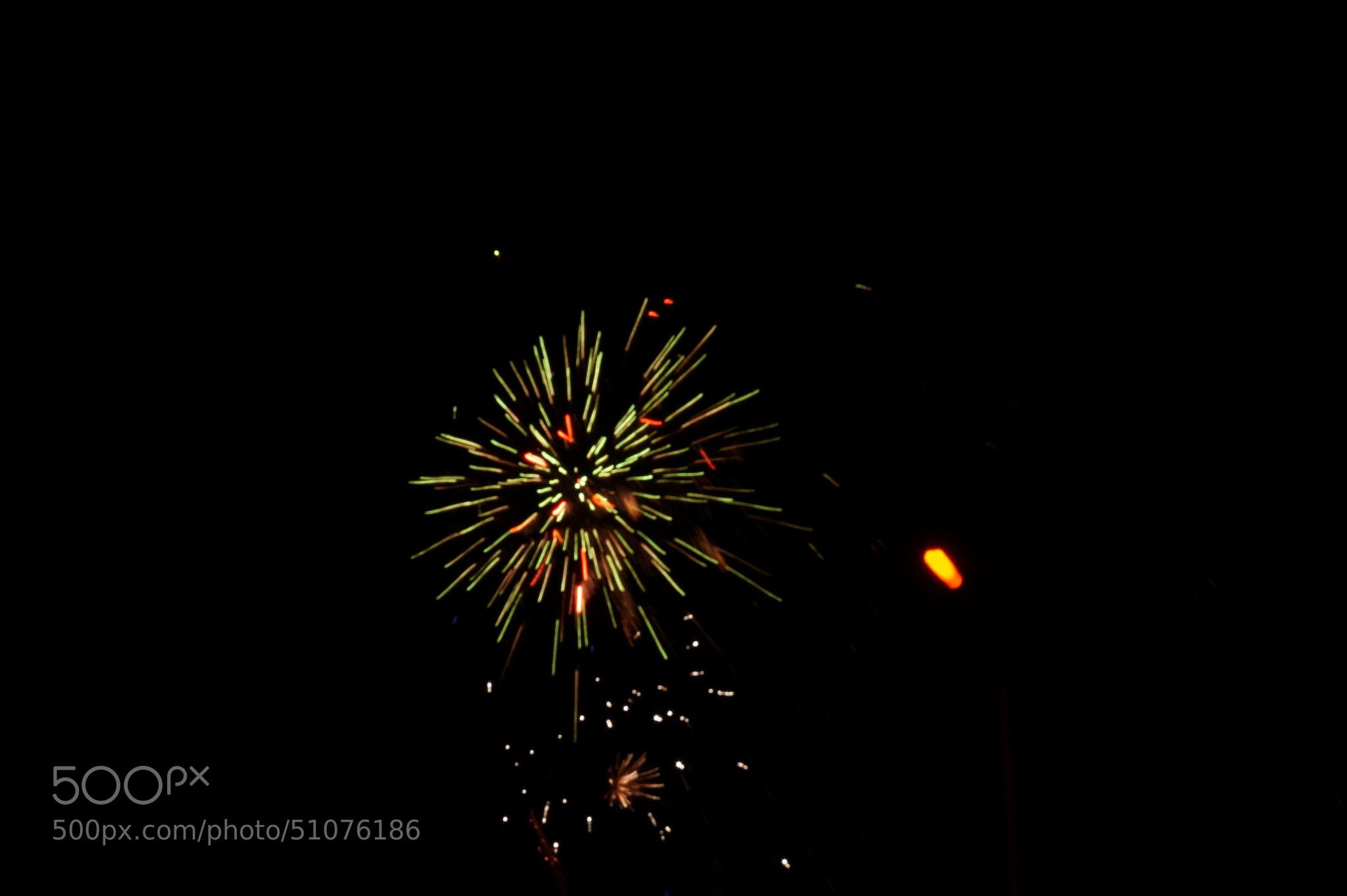 Photograph Fireworks 3 by Robin Jones on 500px