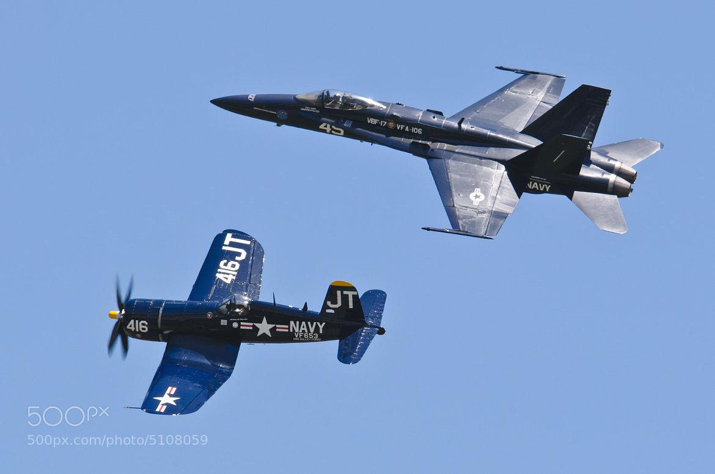 Photograph Legacy Flight II by Chris Buff on 500px