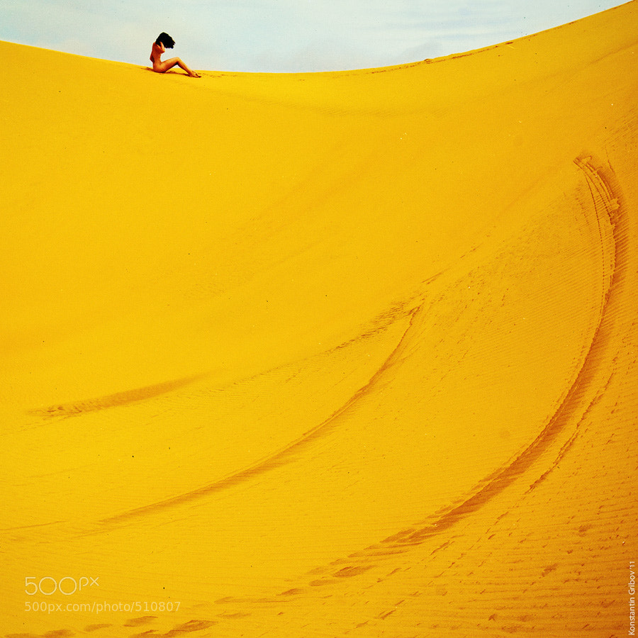 Photograph Dune by Konstantin Gribov on 500px