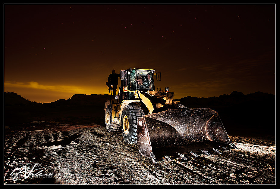 Photograph working late at night by Manolo Valero on 500px
