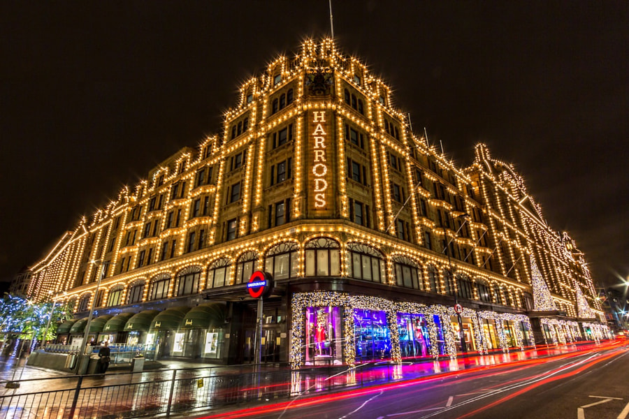 Photograph Harrods by Talha Shaker on 500px