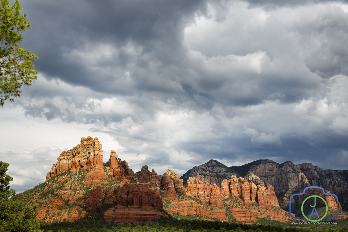 Photograph Sedona Red Rocks by Jack L. Aiello on 500px
