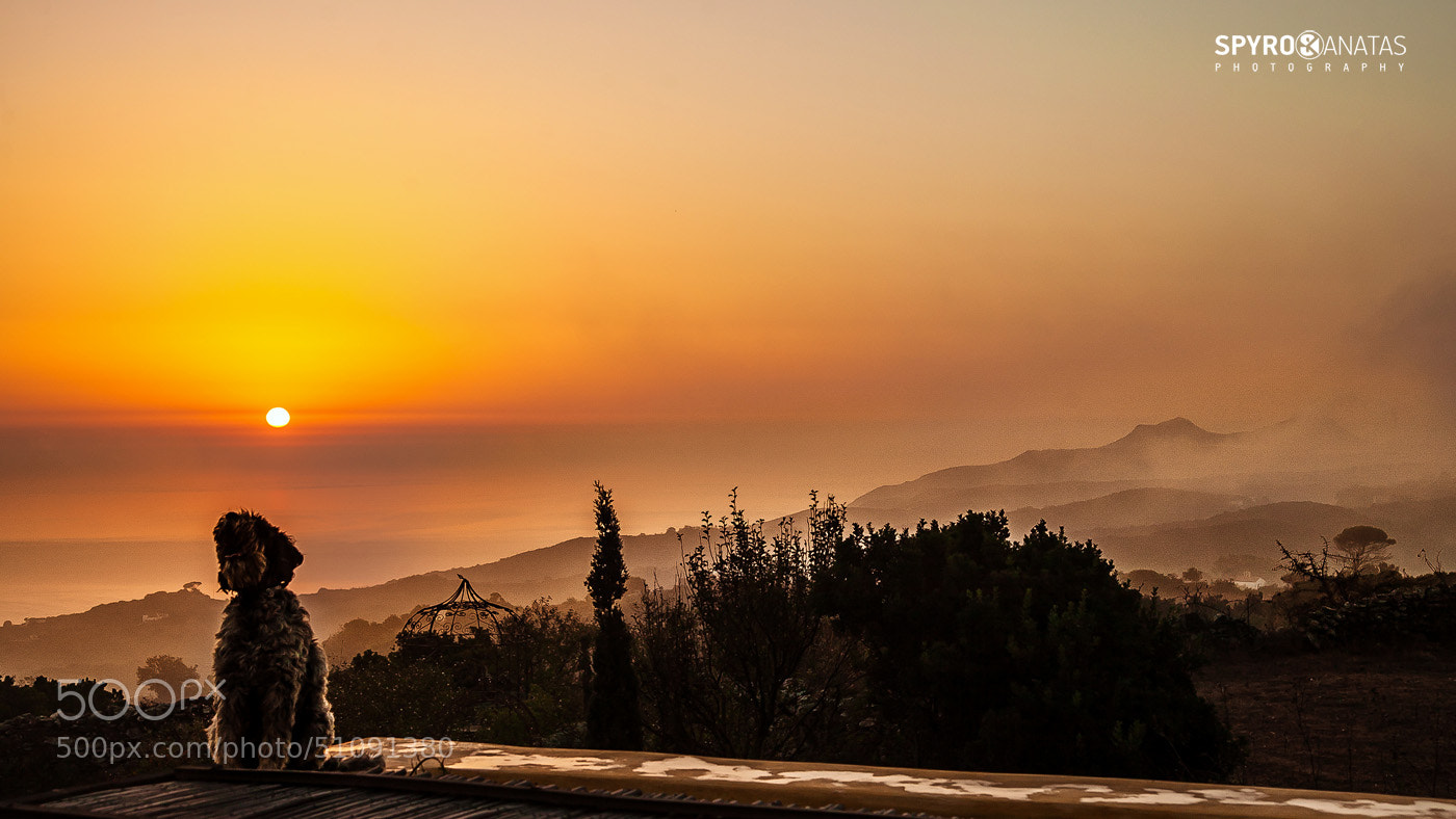 Photograph October sunrise in Greece by spyros kanatas on 500px