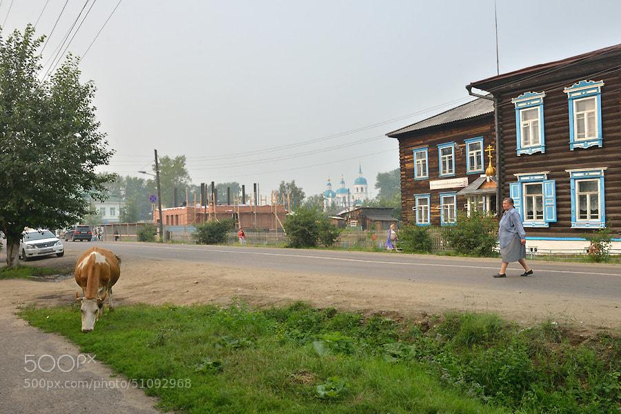 Photograph Eniseysk. #4 by Viktor Ostashev on 500px