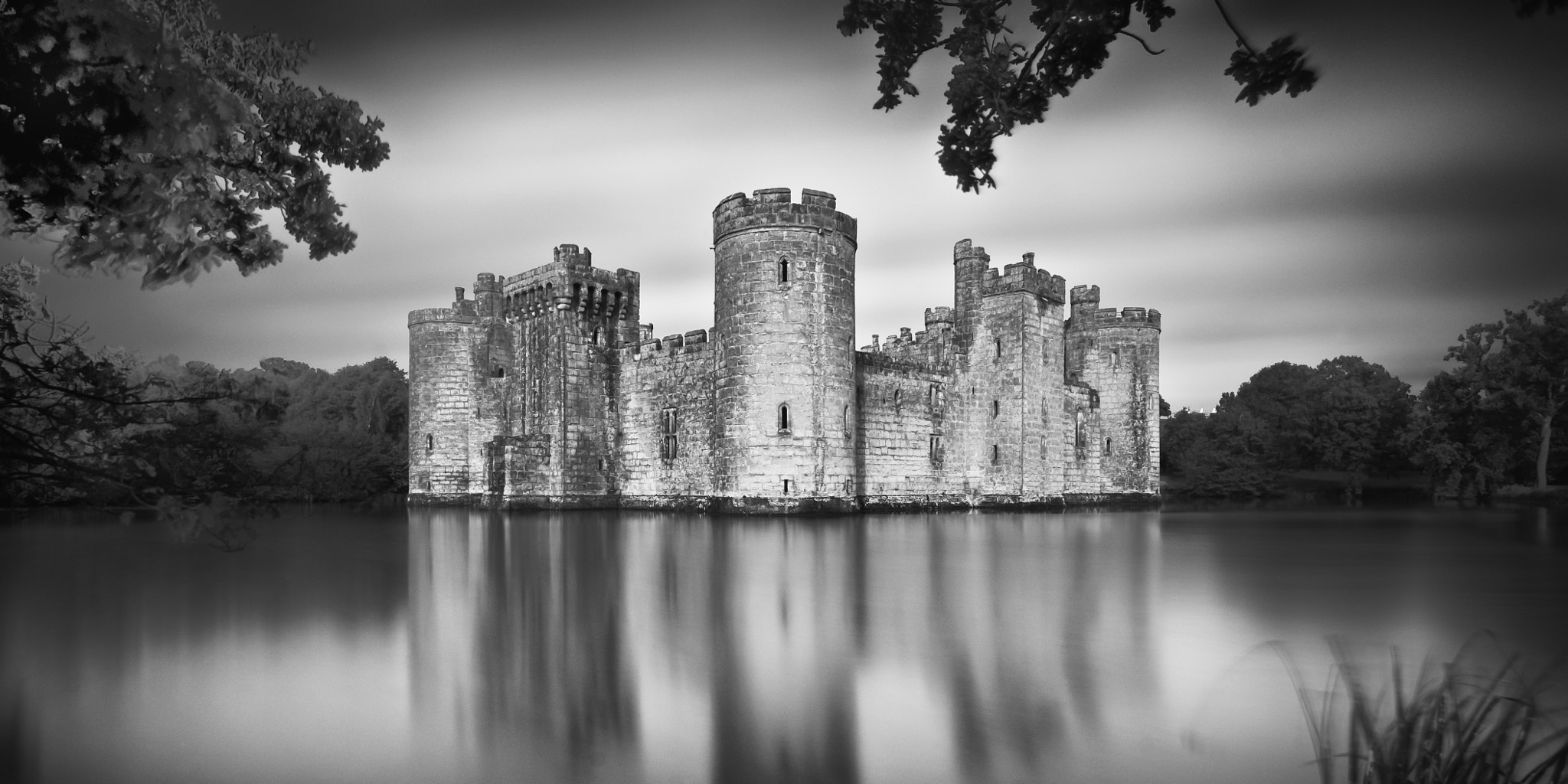 Photograph Bodiam Castle by Bill Allen on 500px