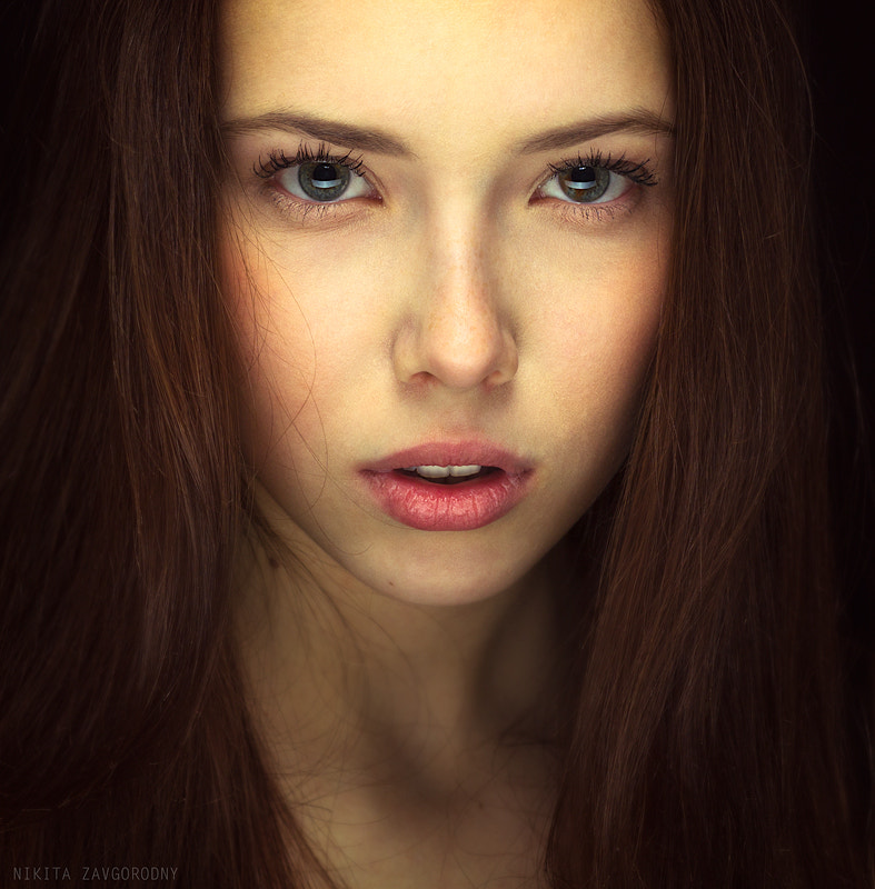 Photograph Dasha by Nikita Zavgorodny on 500px