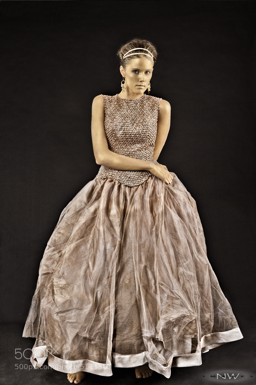 Photograph Gold Dress by Greg Jackson on 500px