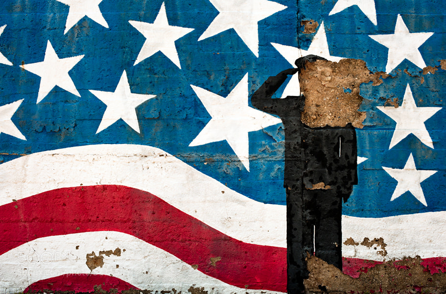 Photograph Patriot by Navid Baraty on 500px
