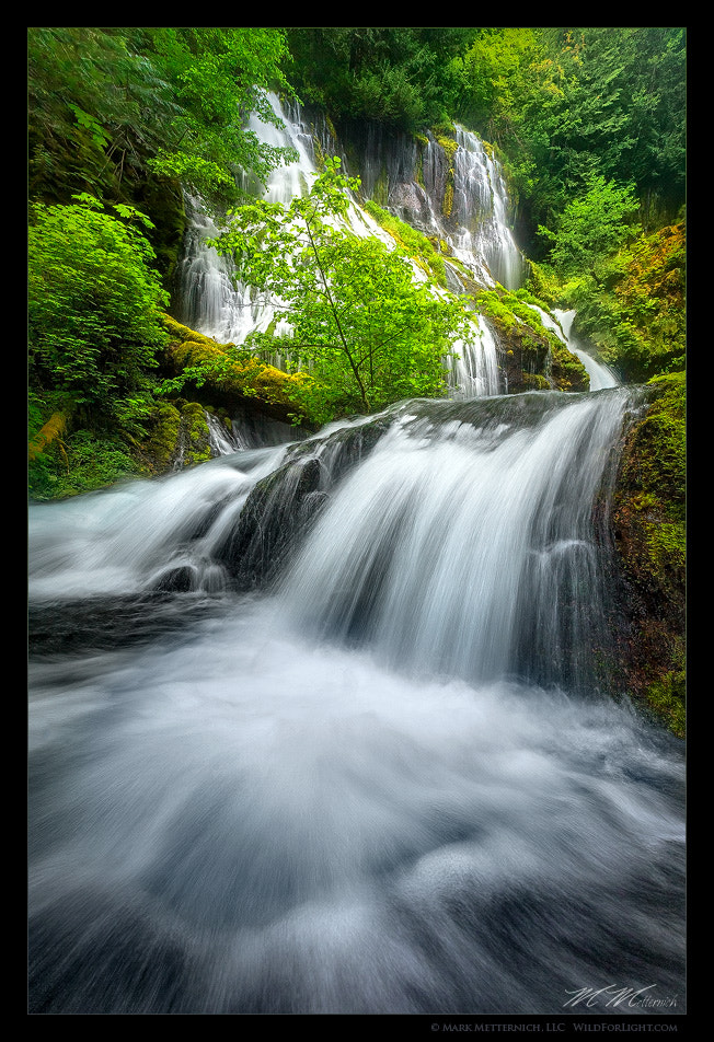 Photograph Panther Cascade by Mark Metternich on 500px