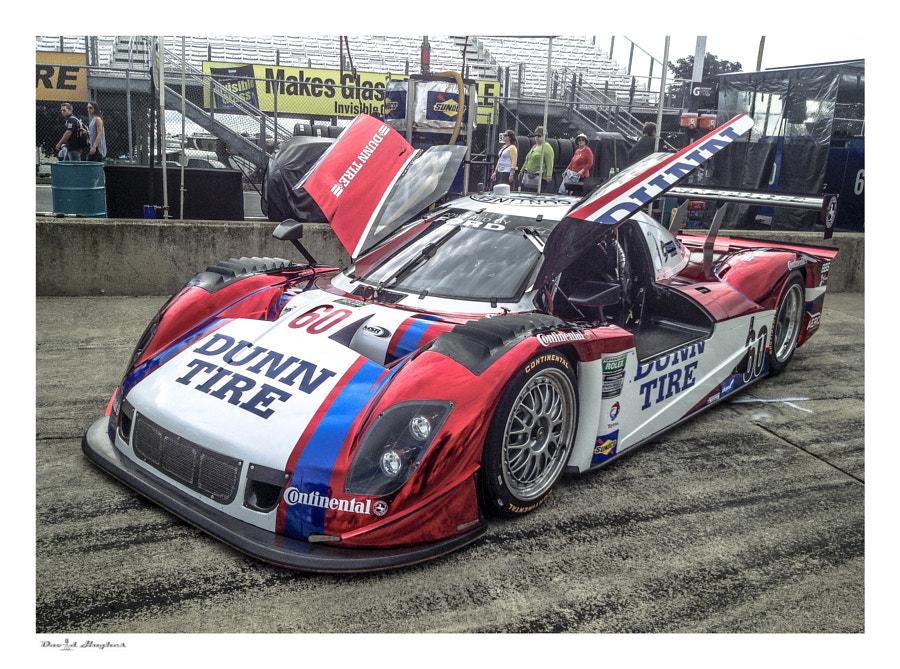 2013 Michael Shank Racing Ford Riley