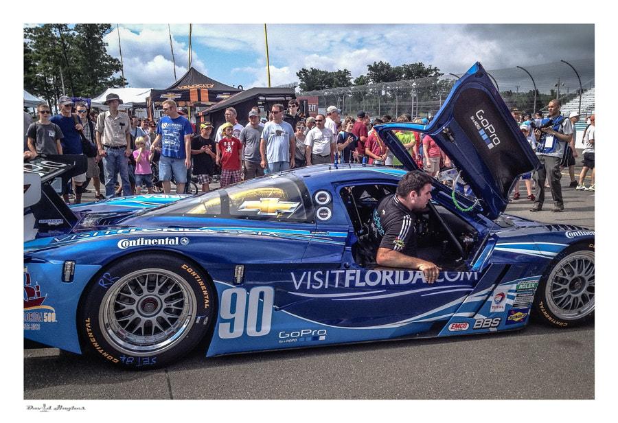 2013 Spirit of Daytona Racing Corvete DP