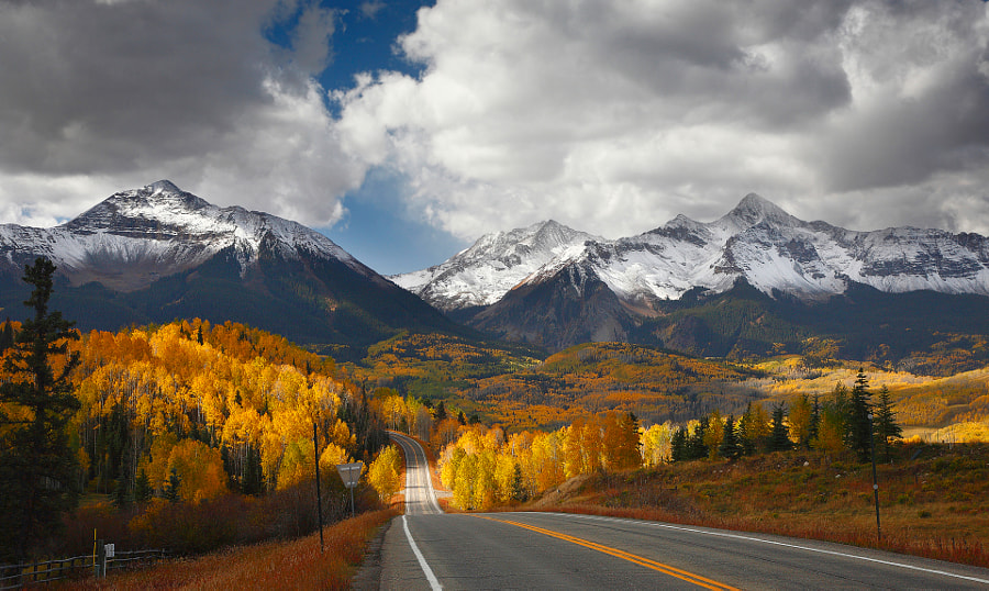 colorado autumn by donald luo on 500px.com