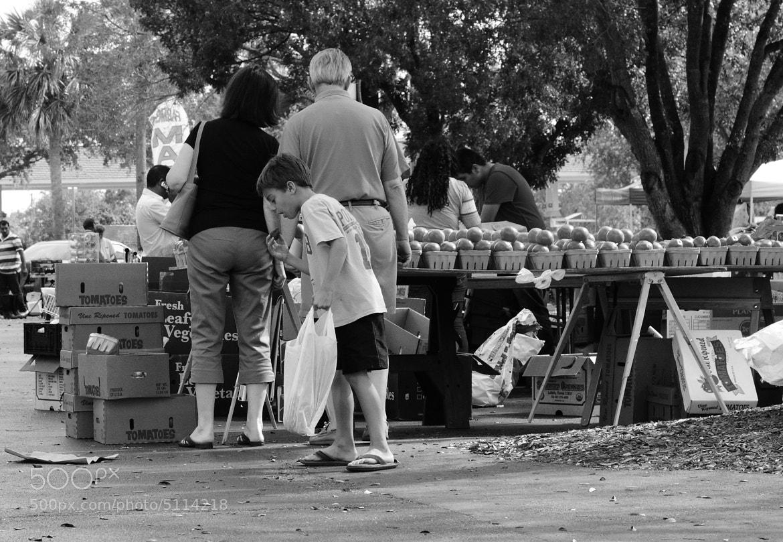 Photograph Fresh market - Boy  by Leo Lo on 500px