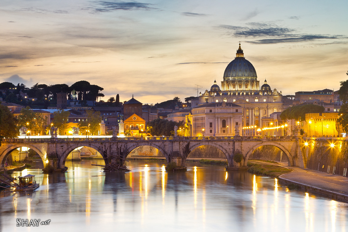 Photograph Ponte Umberto by Shay Blechynden on 500px