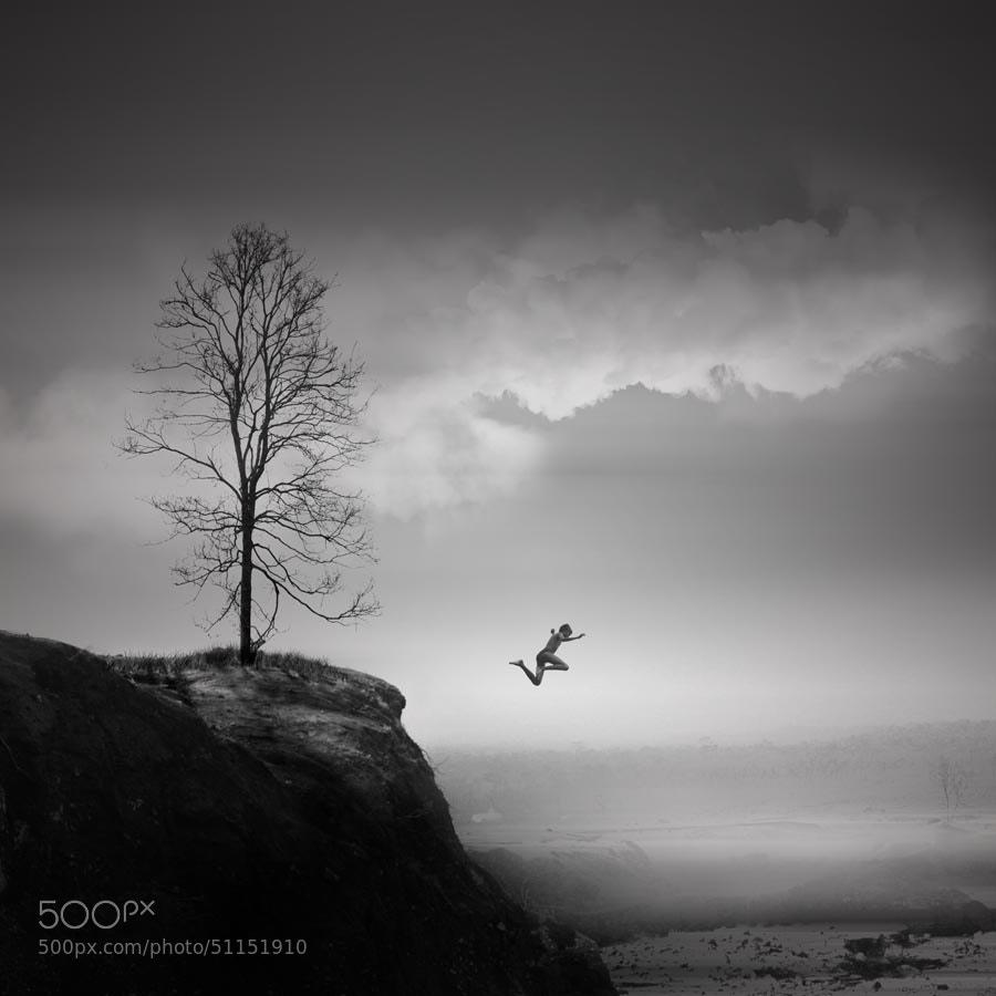 Photograph jumping by budi 'ccline' on 500px