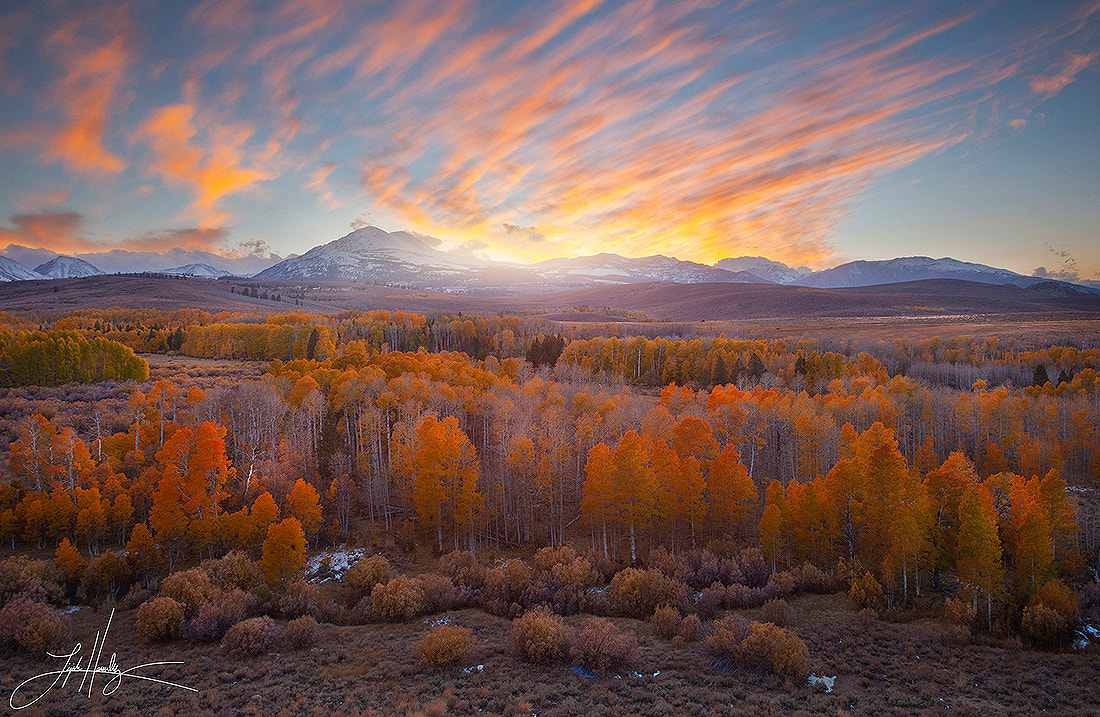Photograph Set Fire to the Hills by Lijah Hanley on 500px