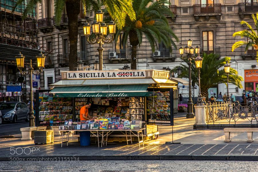 Catania Morning