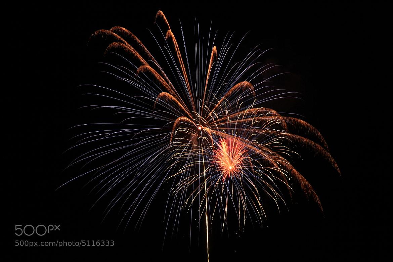 Photograph Fireworks by Douglas McPherson on 500px