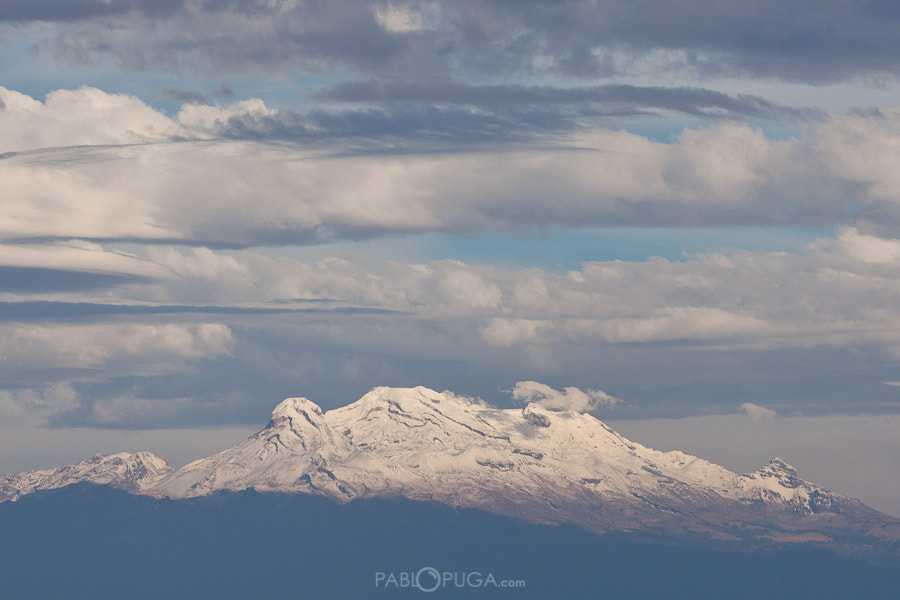 Photograph Iztaccihuatl by Pablo Puga on 500px