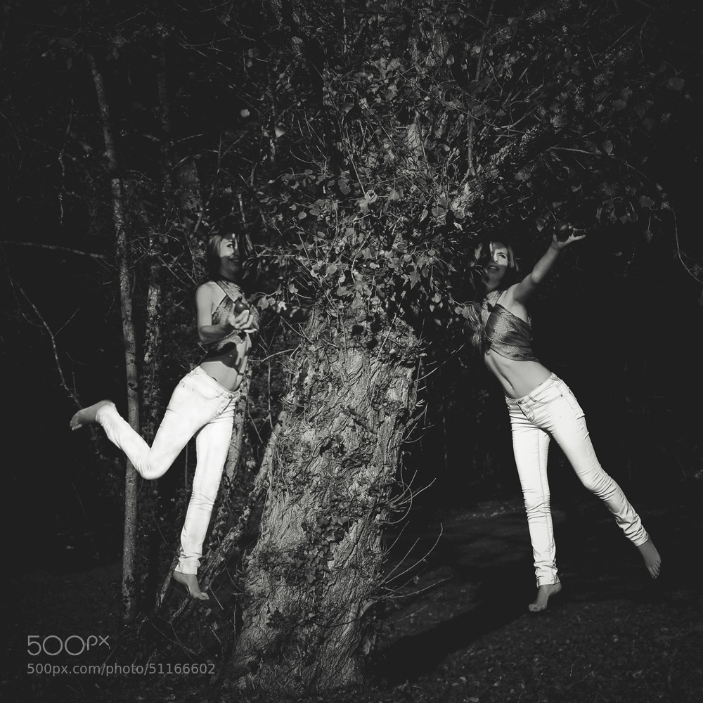 Photograph Double dames by Christine Lebrasseur on 500px