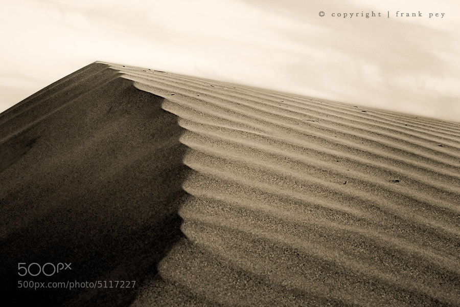 Photograph Dunes  by Frank Pey on 500px