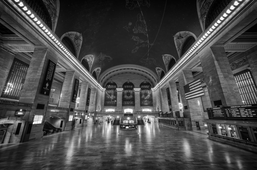 Photograph Grand Central by Conor MacNeill on 500px