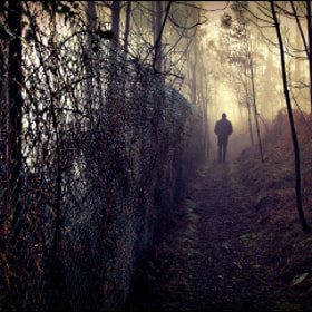 Dark passage by Guillermo  Carballa (Carballa)) on 500px.com