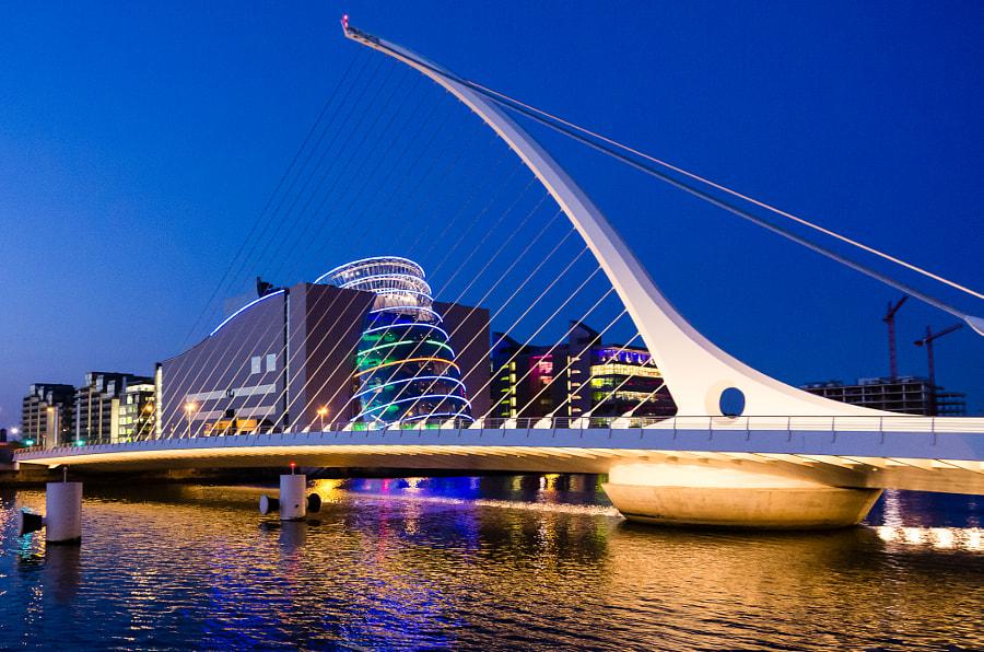 Bridge 2 (Dublin) by Jack S. on 500px.com