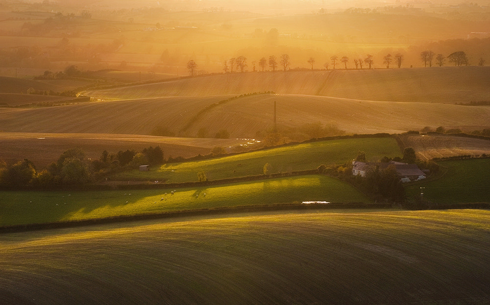Photograph Just before sunset by Lukasz Maksymiuk on 500px
