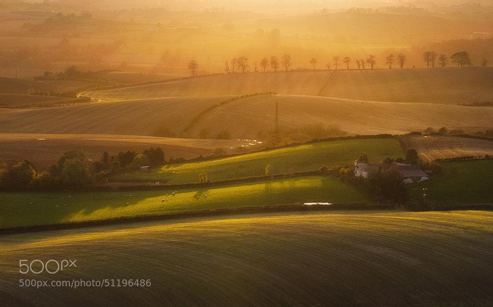 Photograph Just before sunset by Lukasz Maksymiuk on 500px