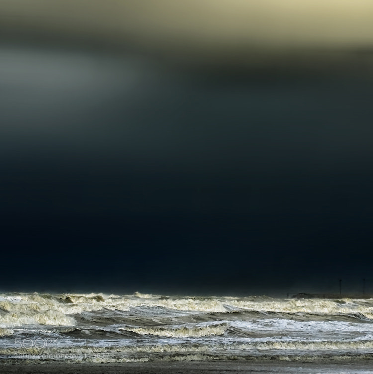 Photograph the darkness behind the waves by piet flour on 500px