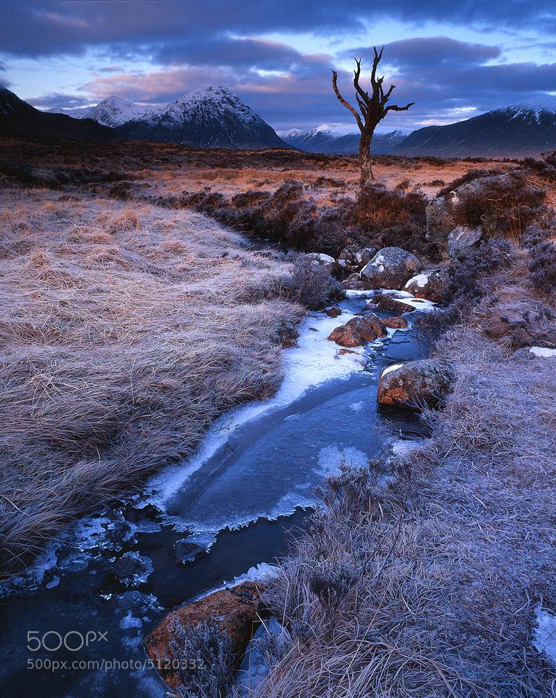 Photograph Dawn, Rannoch Moor by Edward Fury on 500px