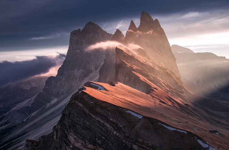 Attention Grabber by Max Rive on 500px.com