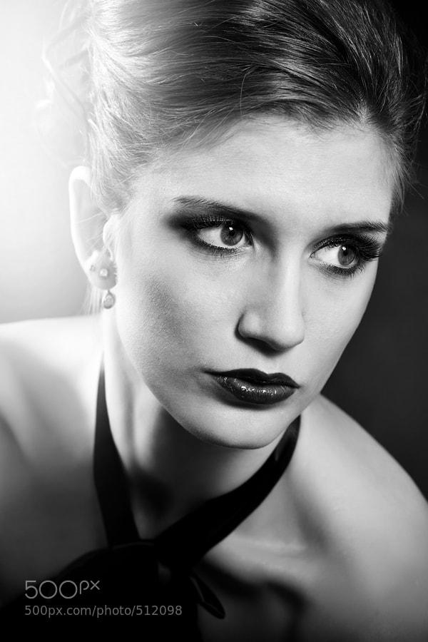 Photograph Christine by Ludek Ciganek on 500px