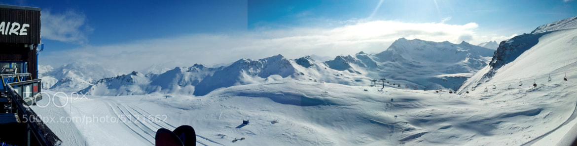 Photograph Panorama - High in the mountains by Amichai Marmor on 500px