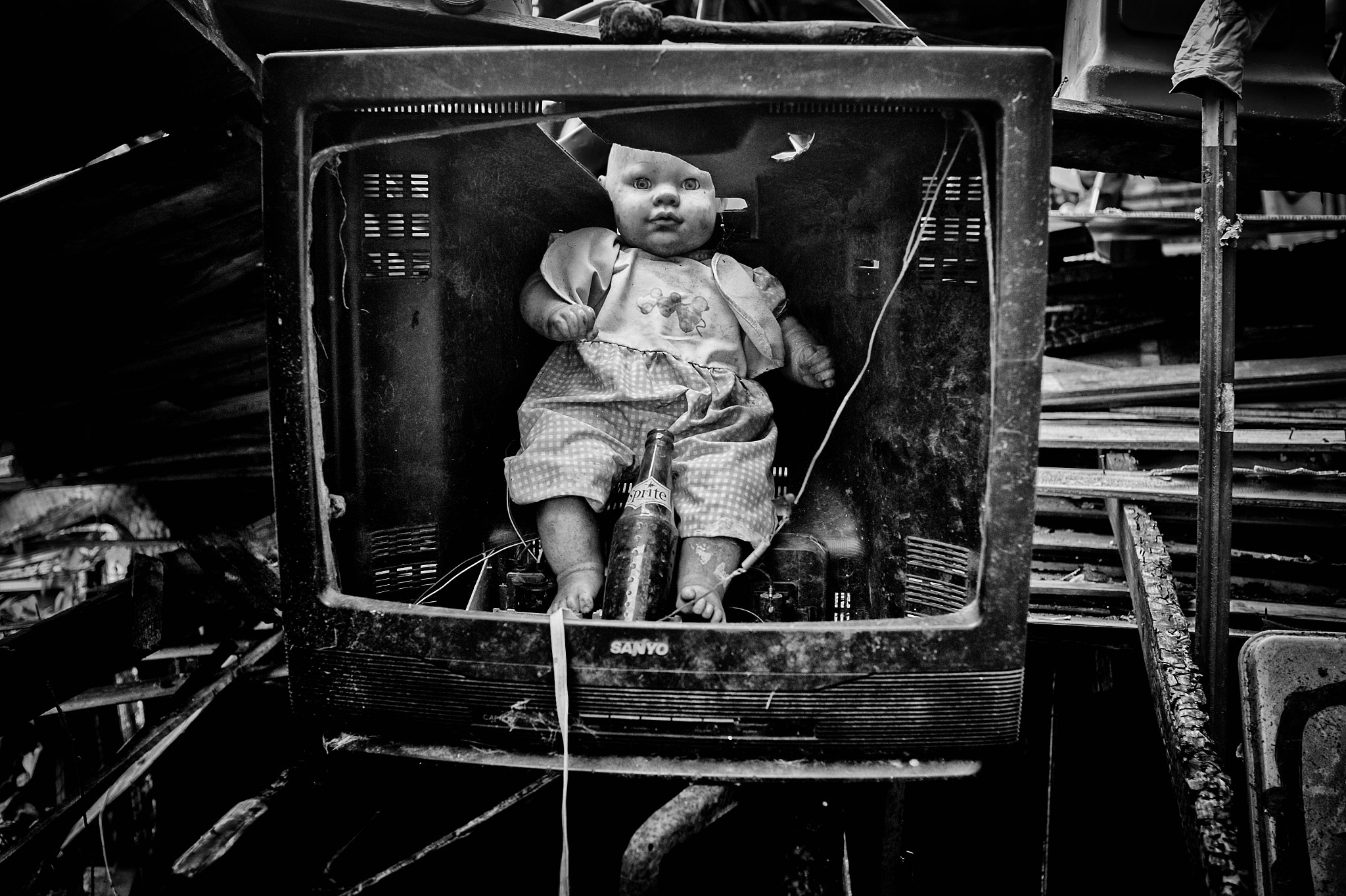 Photograph TV Offspring by skamelone on 500px