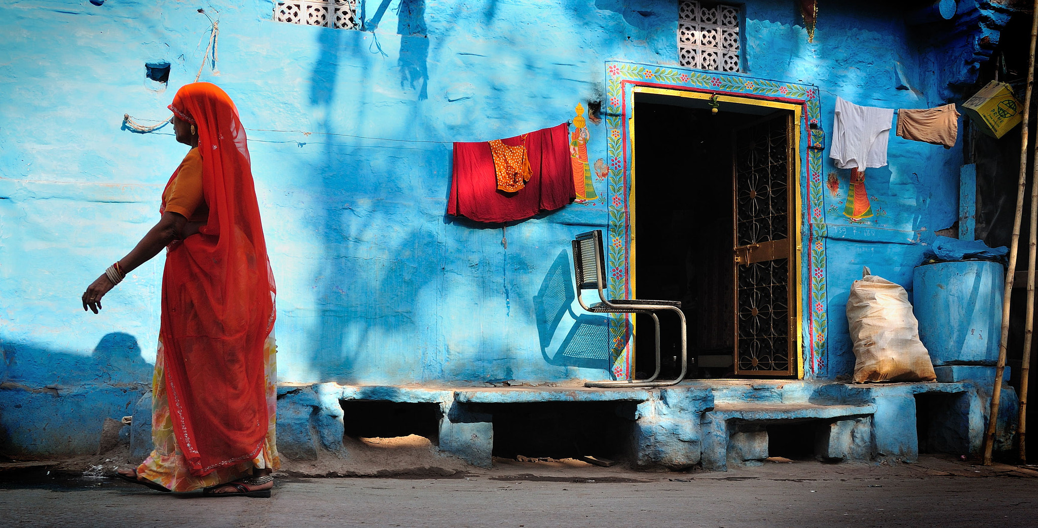 Photograph Passing by, Jodhpur by Ulrich Lambert on 500px