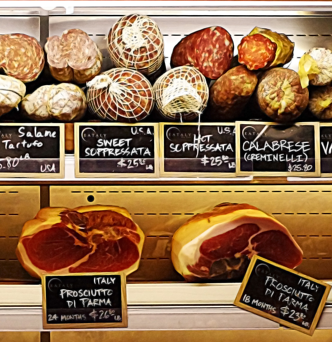 Photograph Eataly by Jay B. Wilson on 500px