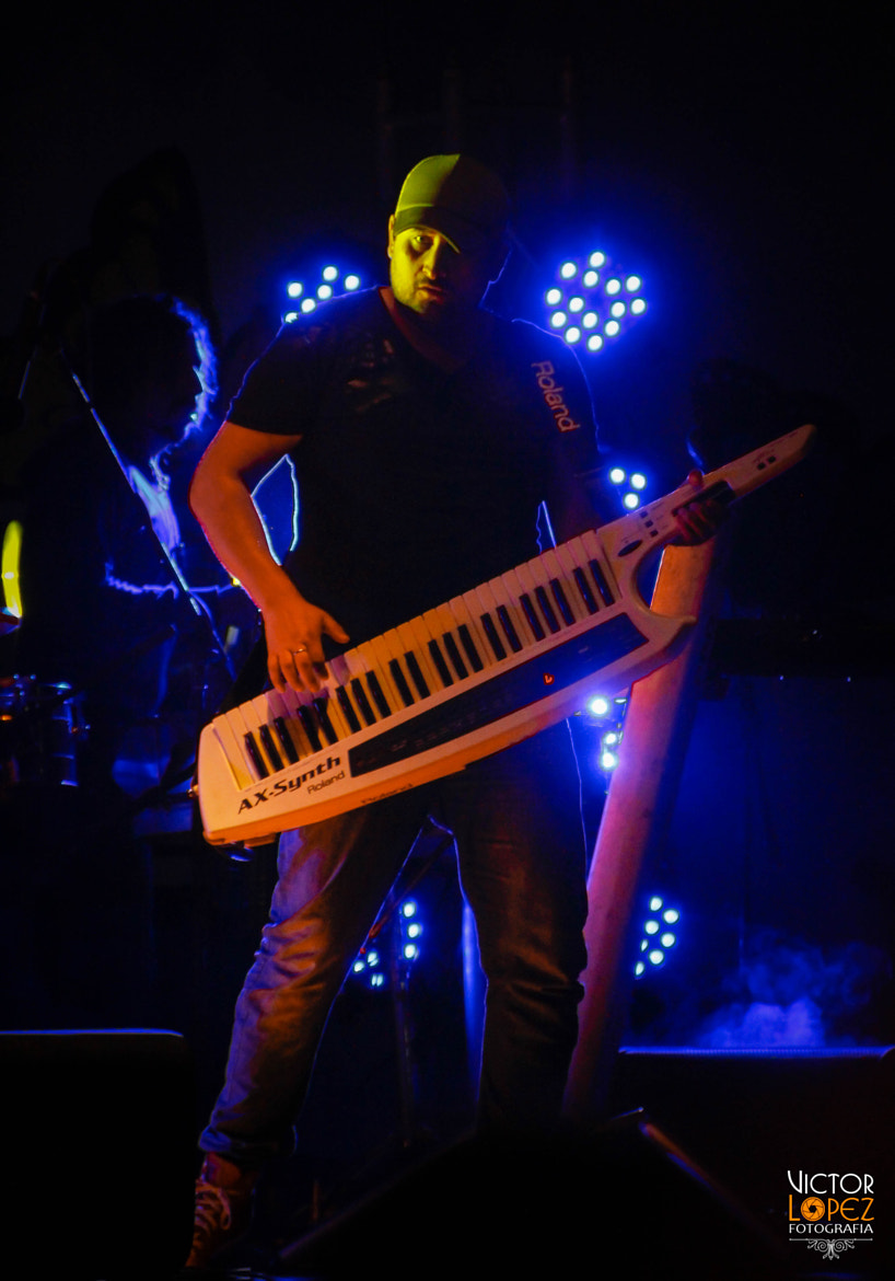 Photograph Ax- Synth Roland by Victor Lopez on 500px