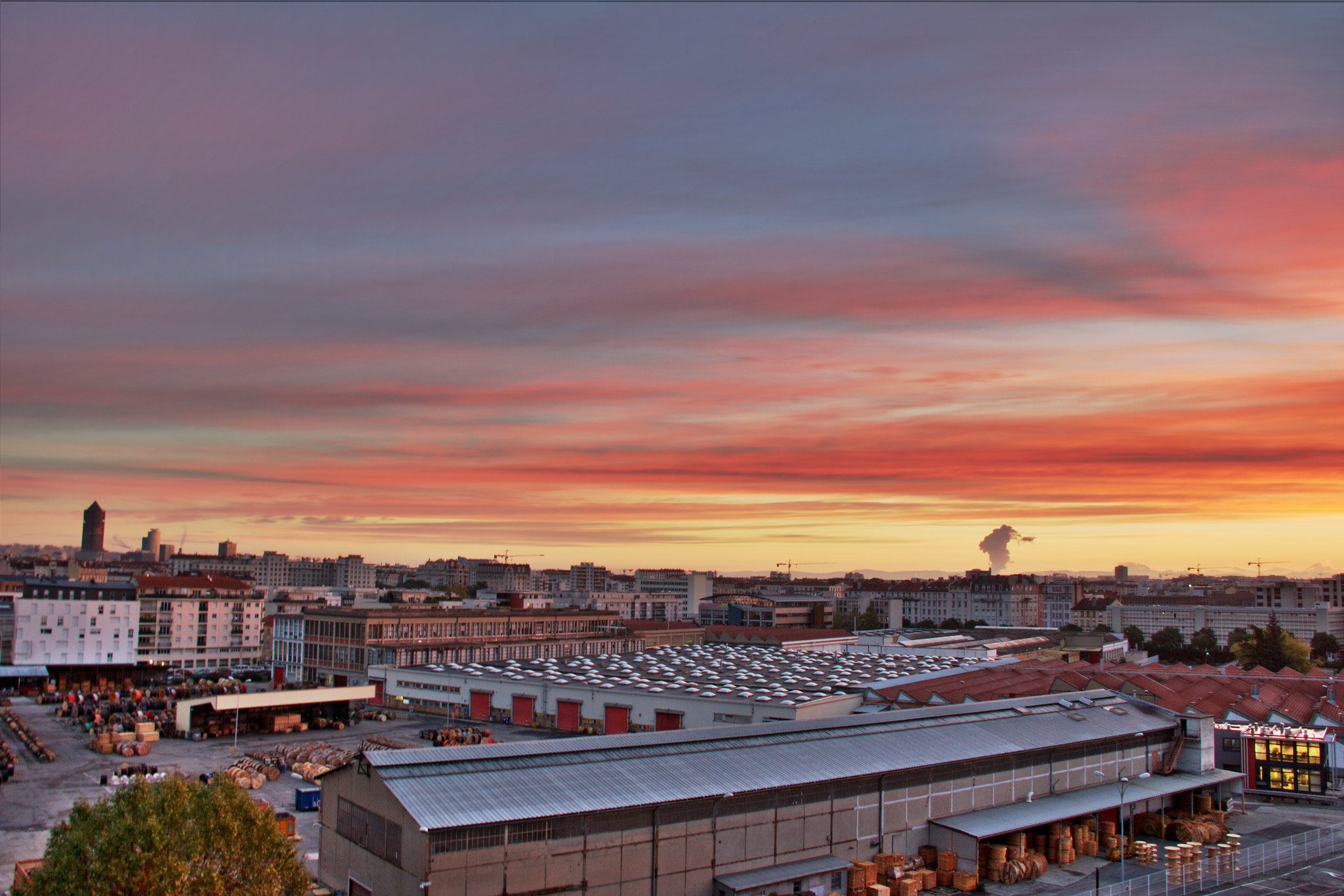 Photograph Wake up Lyon! by Aerni Adeline on 500px