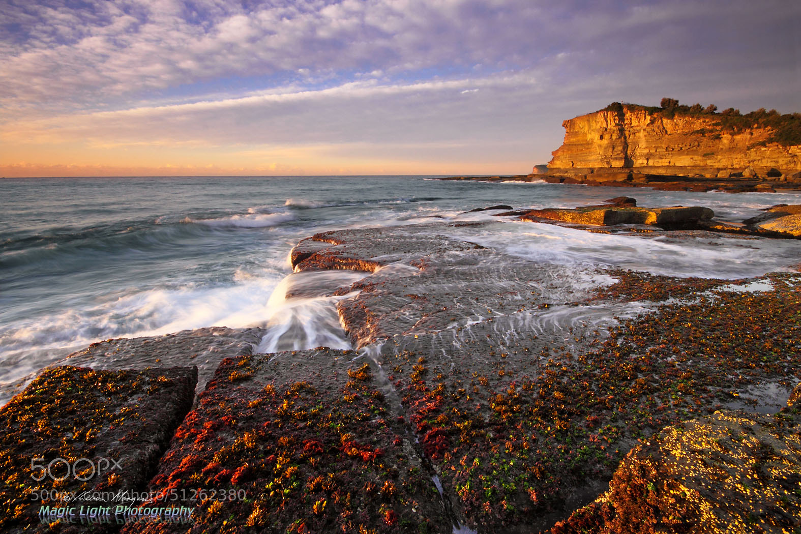 Photograph Skillion Rock Garden by Kevin Morgan on 500px