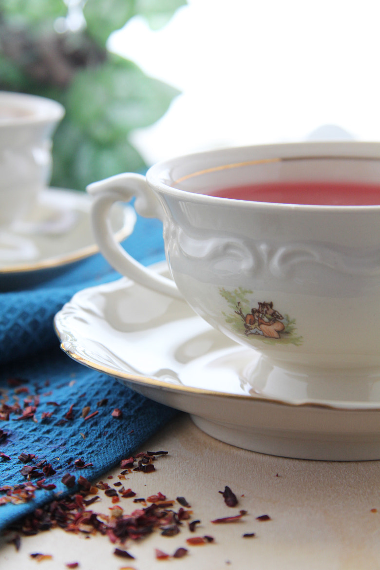 Photograph Rose Tea by Hala Marar on 500px
