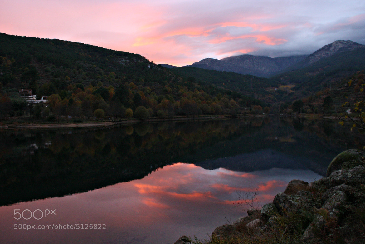 Photograph Nubes al atardecer. by NINES Salvador on 500px