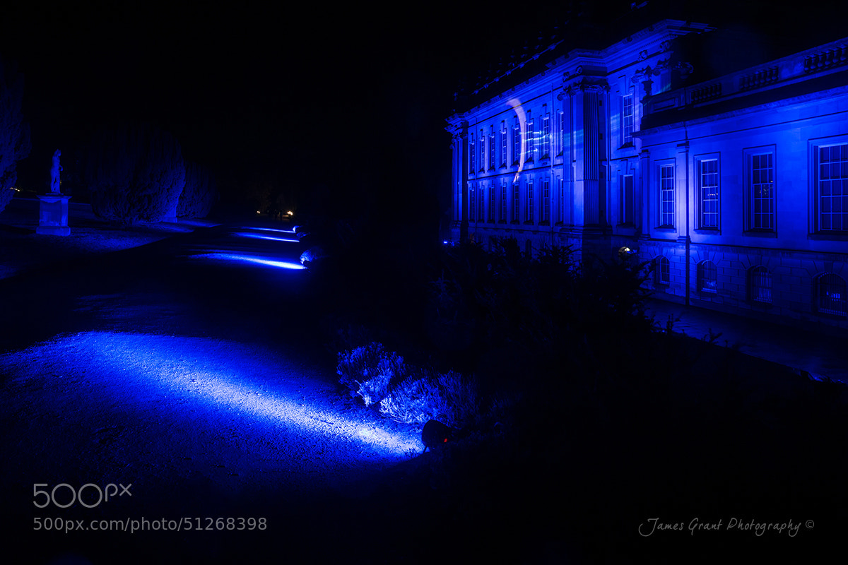 Photograph Chatsworth House Lumiere by James Grant on 500px